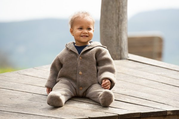 Wollfleece Overall